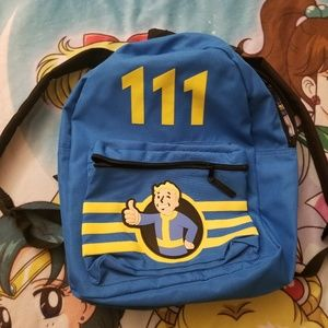Fallout Vault Boy Reversible Backback